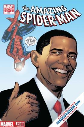 obama-spiderman