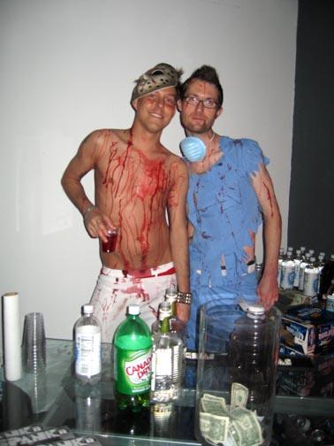bloody bartenders
